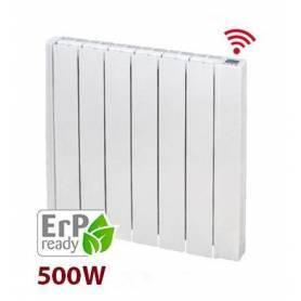 Emisor Ecofluid Ingenium RD4W con Wifi 500W