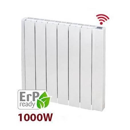 Emisor Ecofluid Ingenium RD8W con Wifi 1000W