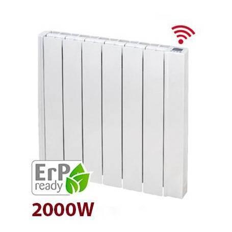 Emisor Ecofluid Ingenium RD14W con Wifi 2000W