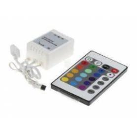 Controlador modelo RGB 2A (Con mando a distancia)
