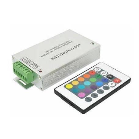Controlador modelo RGB 4A  (Con mando a distancia)