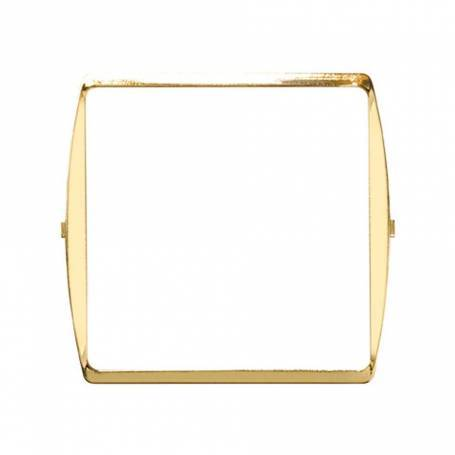 Pieza intermedia para 1 elemento oro Simon 27