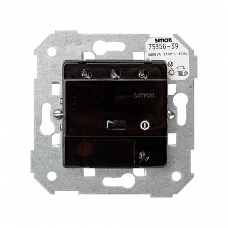 Interruptor-conmutador de luz por infrarrojos a relé hasta 2000 W/VA