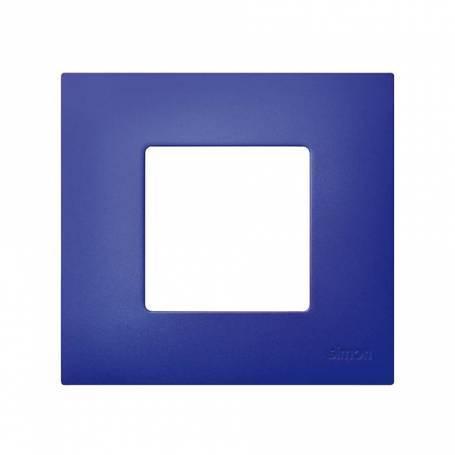 Funda intercambiable para marco 1 elemento azul artic Simon 27 Play