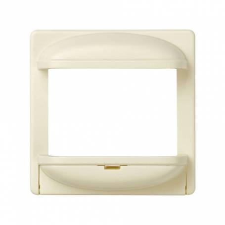 Placa para el detector de presencia con ángulo de cobertura de 180º marfil Simon 27 Play