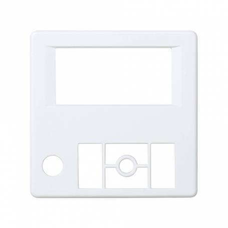 Placa para la radio digital con sintonizador FM de 87,5 a 108 Mhz blanco Simon 27 Play