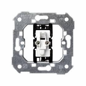 Interruptor unipolar 10 AX 250V~ con luminoso incorporado y sistema de embornamiento rápido Simon 28