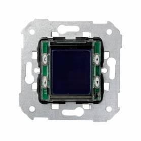 Cronotermostato digital con control manual o automático de la calefacción-refrigeración y display