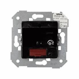 Regulador-conmutador de luz por infrarrojos de 40 a 500 W/VA