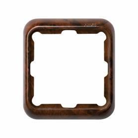 Marco para 1 elemento madera Simon 75