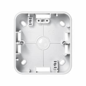 Caja de superficie baja para 1 elemento blanco Simon 75