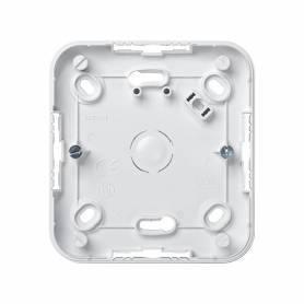 Caja de superficie para 1 elemento blanco Simon 73