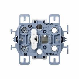 Interruptor unipolar 10 AX 250V~ con sistema de embornamiento a tornillo Simon 73