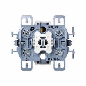 Cruzamiento 10 AX 250V~ con sistema de embornamiento a tornillo Simon 73