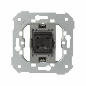 Conmutador 10 AX 250V~ con sistema de embornamiento 1click®