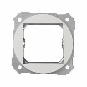 Placa adaptadora blanco Simon 88