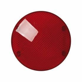 Tapa difusora roja para señalizador luminoso Simon 88