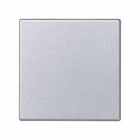 Tapa ciega para 1 elemento aluminio Simon K45