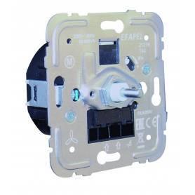 Regulador/Conmutador Rotativo de Velocidad para Motores de 600VA