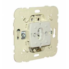 Pulsador con Luminoso para Tecla Porta-rótulos de 12V
