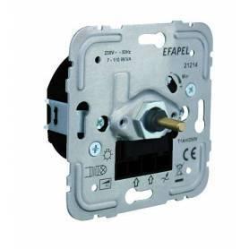 Regulador/Conmutador de Luz Rotativo Ferromagnético para Lámparas de Bajo Consumo de 100VA R, L