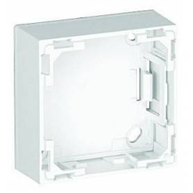 Caja 60x60mm Blanca
