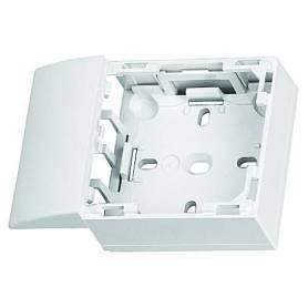 Adaptador Lateral de la Serie 47 para Canal 16x10 Blanco