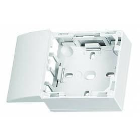 Adaptador Lateral de la Serie 47 para Canal 32x16 Blanco