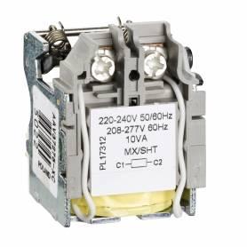 BOBINA DISPARO MX 220-240V SCHNEIDER