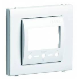 Tapa para Termostato Digital con IR Blanco