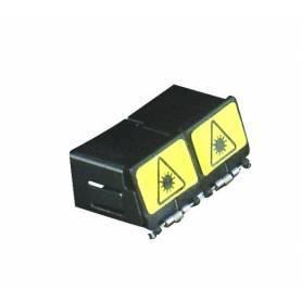Tapa de Protección para Adaptador de Fibra Óptica SC APC Duplex