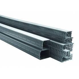 Canal para Cuadros Eléctricos 60X60 Gris