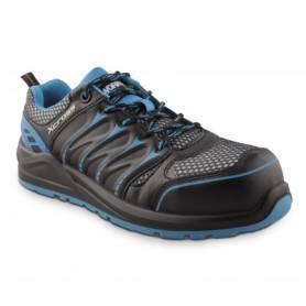 Zapato Seguridad Workfit Xcross Azul - Talla 45