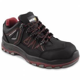Zapato Seguridad Workfit Outdoor Rojo - Talla 44
