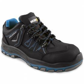 Zapato Seguridad Workfit Outdoor Azul - Talla 45