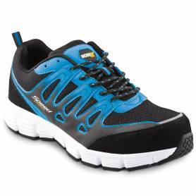 Zapato Seguridad Workfit Speed Azul - Talla 44