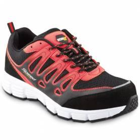 Zapato Seguridad Workfit Speed Rojo - Talla 46