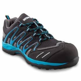 Zapato Seguridad Workfit Trail Azul - Talla 41