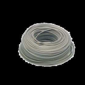 CABLE LH H05Z1-K 1,00 MM GRIS