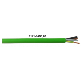 CABLE Z1Z1-F VERDE 4G1 MM LH