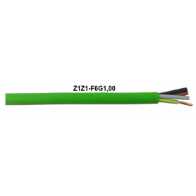 CABLE Z1Z1-F VERDE 6G1 MM LH