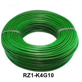 CABLE RZ1-K 4 G 10 LH VERDE