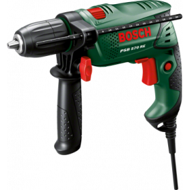 Taladro 570W PSB 580 RE Bosch