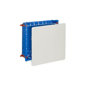 Caja de empalme y derivación de tabique hueco 252x252x550