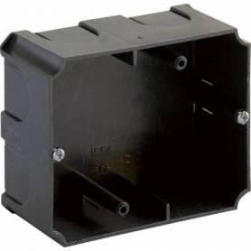 Caja empotrable para el montaje de la base de enchufe ref. 6837 97x80x42