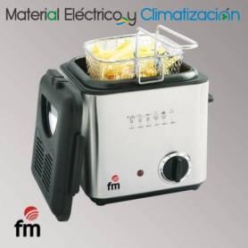 Freidora eléctrica 1,2 litros de FM