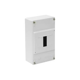 Caja con compartimiento precintable de la marca Solera de color marfil de 115x188x55