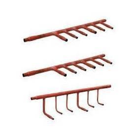 Colector 2 tubos (de 3-8 salidas) (menor de 28 kw)