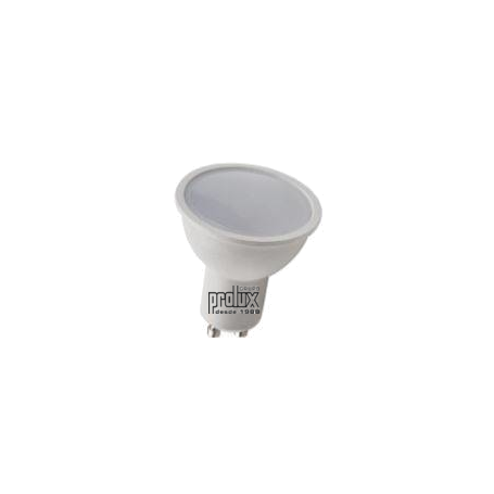 Bombilla dicroica regulable modelo GU10 RE 7W 7000K Marca Prolux