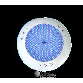 FOCO LED SUPERFICIE PISCINA 35w 2450lm 12v 120º RGB IP68 PULSACION Marca LDV